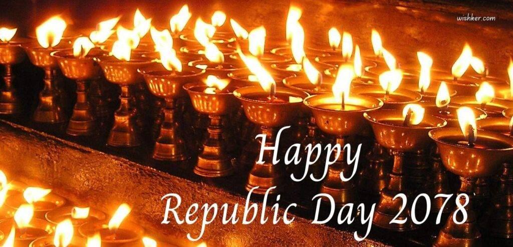 Happy Republic day 2078