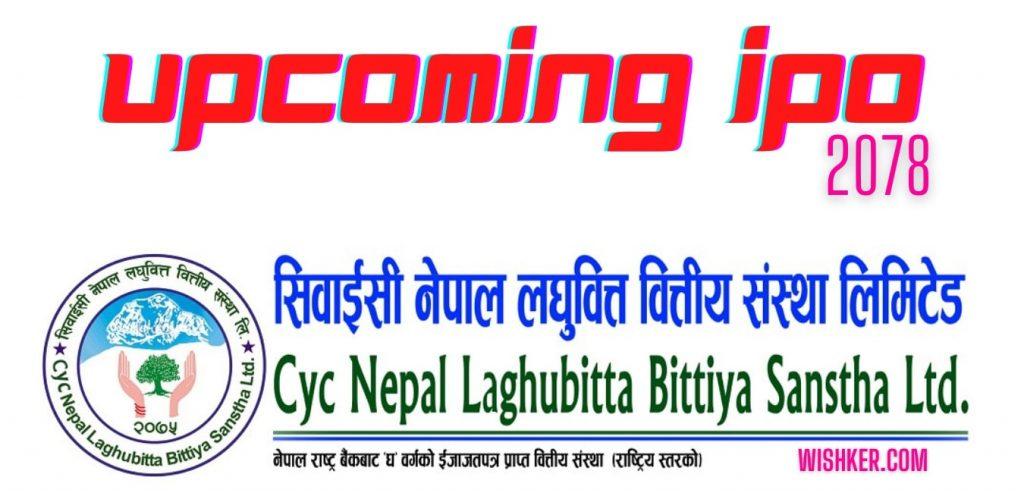 Cyc Nepal Laghubitta ipo