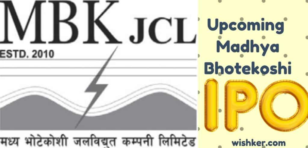 Madhya Bhotekoshi IPO