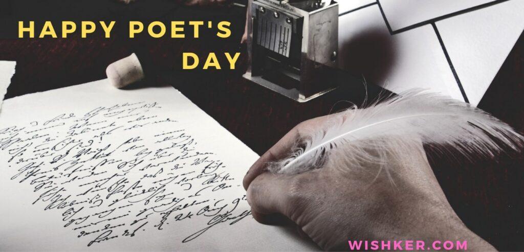 Poet's Day 2021