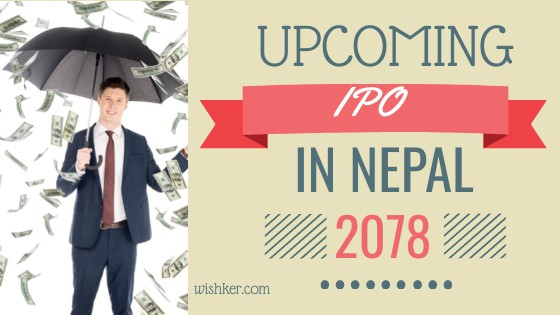 Upcoming IPOs in Nepal 2078 2021